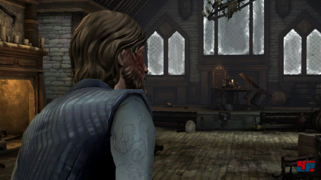 Screenshot - Game of Thrones - Episode 3: The Sword in the Darkness (iPad) 92502869