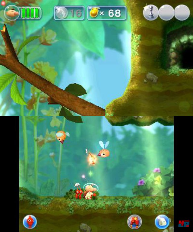 Screenshot - Hey! Pikmin (3DS) 92550159