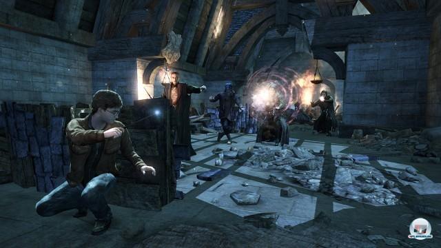Screenshot - Harry Potter und die Heiligtümer des Todes - Teil 2 (360) 2218014