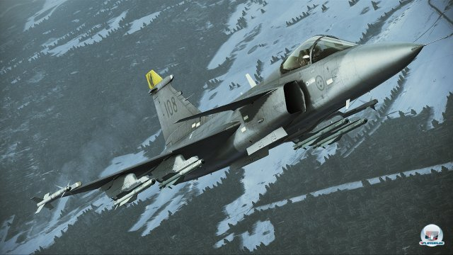 Screenshot - Ace Combat: Assault Horizon (360) 2269097