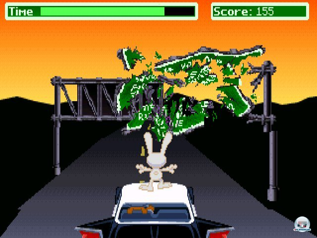 Screenshot - Sam & Max Hit the Road (PC) 92431687