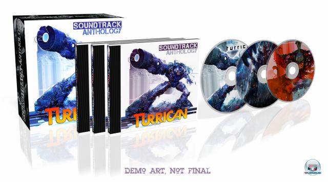 Die Anthology soll aus mindestens drei prall gefüllten CDs bestehen.