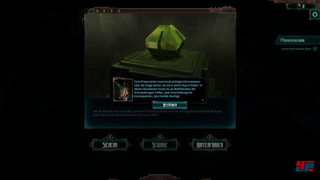 Screenshot - Warhammer 40.000: Mechanicus (Linux) 92579865