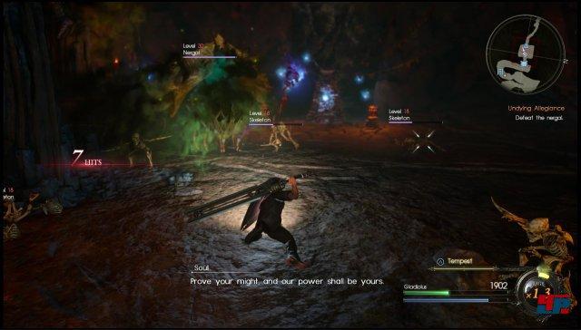 Screenshot - Final Fantasy 15: Episode Gladiolus (PS4)