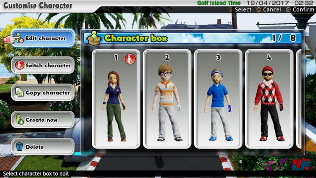 Screenshot - Everybody's Golf (PS4) 92552852