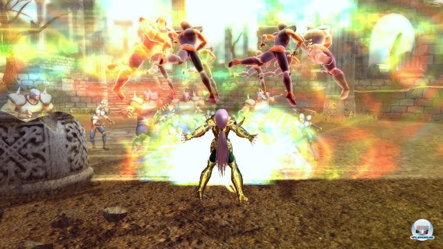Screenshot - Saint Seiya: Sanctuary Battle (PlayStation3) 2265647