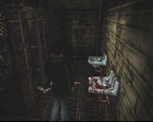 Screenshot - Silent Hill (PS) 92581670