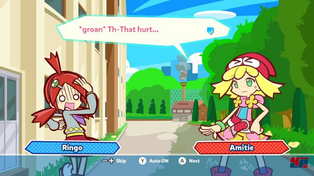 Screenshot - Puyo Puyo Tetris (Switch)
