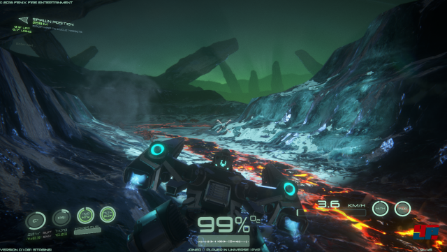 Screenshot - Osiris: New Dawn (PC)