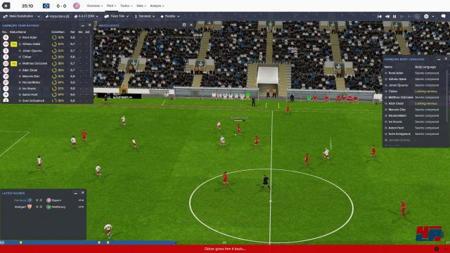 Screenshot - Football Manager 2016 (PC)