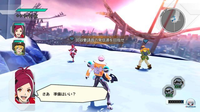 Screenshot - EX Troopers (PlayStation3)