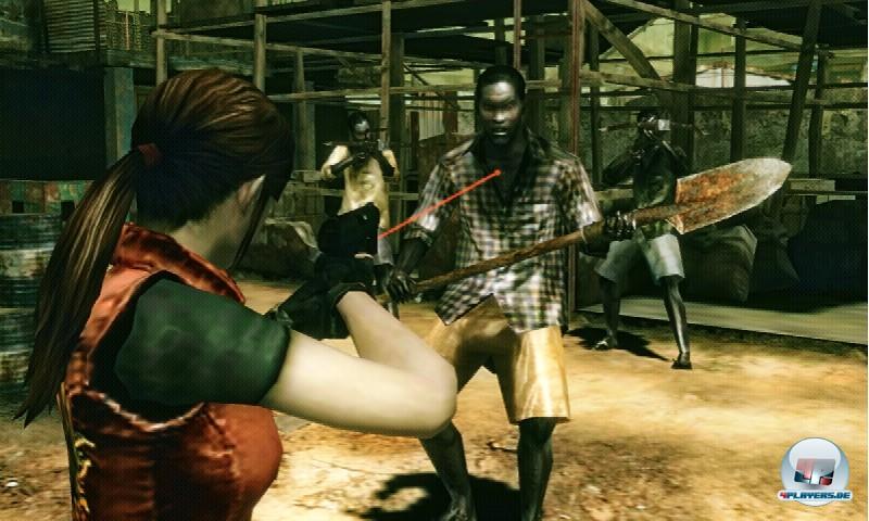 Recycling wird groß geschrieben: Jeglichen Inhalt kennt man bereits aus Resident Evil 4 und 5, es gibt keine neuen Inhalte - nur frische »Skills«, die man seinen Kämpfern zuweisen kann.