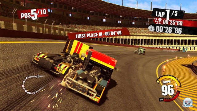 Screenshot - Truck Racer (360)