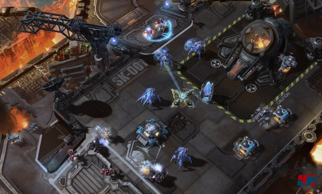 Blizzard Entertainment möchte generell, dass die Multiplayer-Matches actionreicher, druckvoller und offensiver ablaufen.