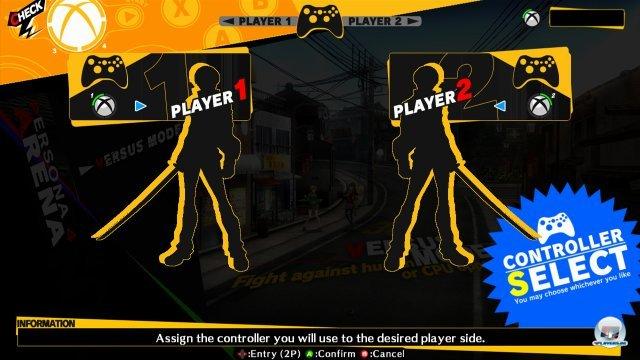 Screenshot - Persona 4: Arena (360) 2372007