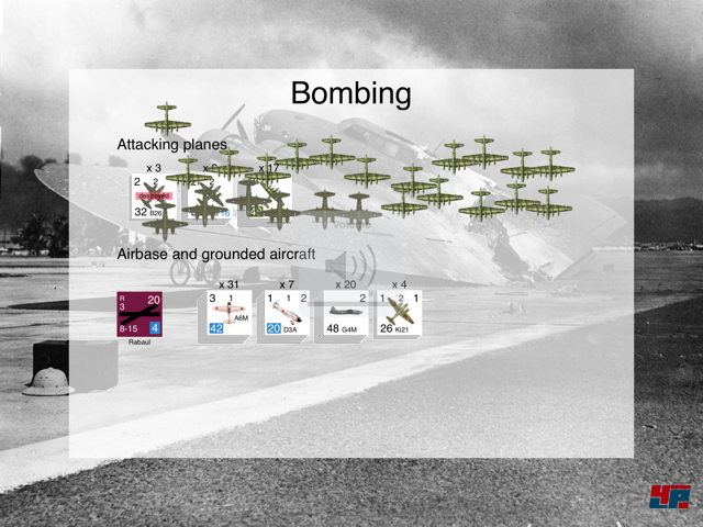 Screenshot - Carrier Battles for Guadalcanal (iPad)