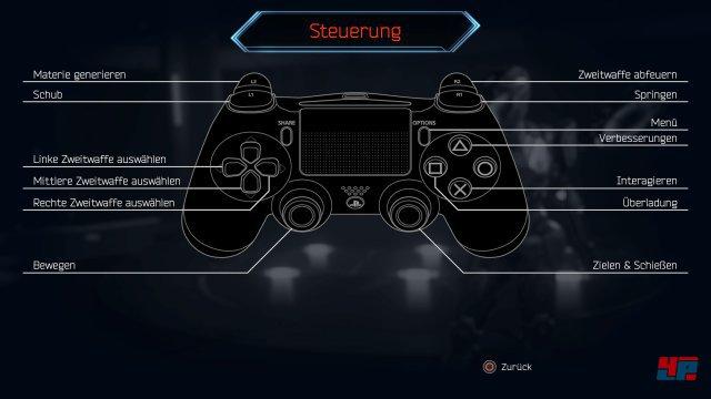 Screenshot - MatterFall (PS4)