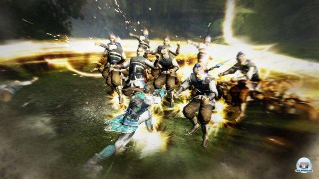 Screenshot - Dynasty Warriors 8 (PlayStation3) 92433737