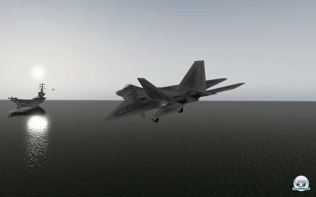 Schmaler Grad: Die Landung auf einem Flugzeugträger.