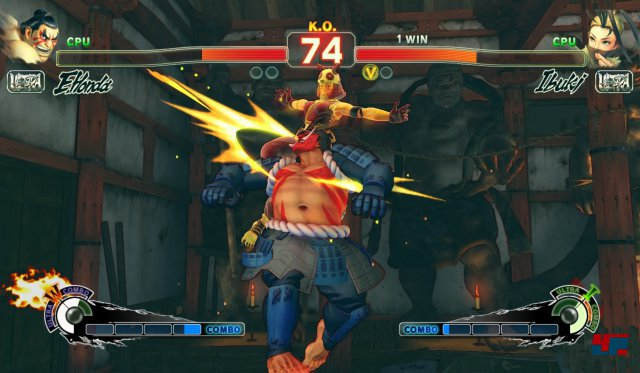 Screenshot - Ultra Street Fighter 4 (PlayStation4)