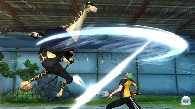 Screenshot - One Piece: Pirate Warriors (PlayStation3) 2362057