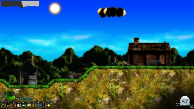 Screenshot - A Valley Without Wind (PC)