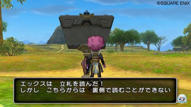 Screenshot - Dragon Quest X Online (Wii) 2280377