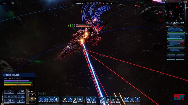 Screenshot - Battlefleet Gothic: Armada 2 (PC) 92581816
