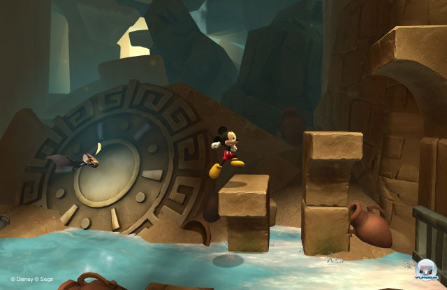 Screenshot - Castle of Illusion (360)