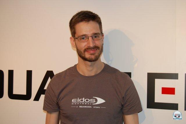 Lead-Level-Designer Daniel Windfeld Schmidt stand uns in Los Angeles Rede und Antwort.
