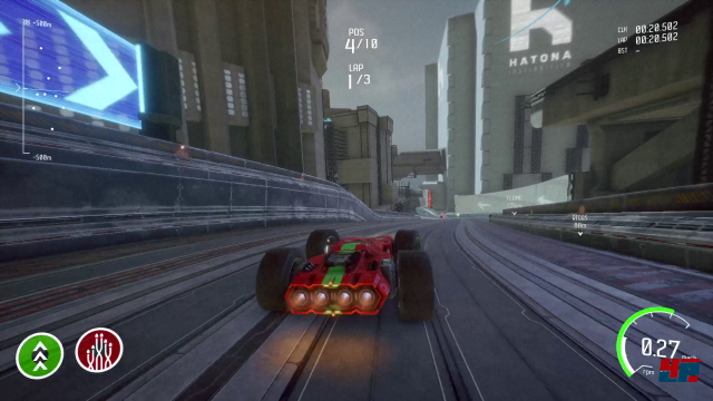 Screenshot - GRIP: Combat Racing (PC)