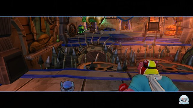 Screenshot - Sly Cooper: Jagd durch die Zeit (PlayStation3) 2384807