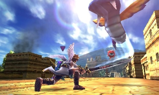 Screenshot - Kid Icarus: Uprising (3DS) 2312707