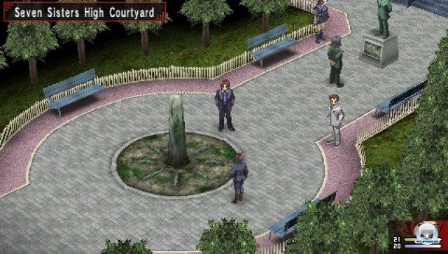 Screenshot - Shin Megami Tensei: Persona 2 - Innocent Sin (PSP) 2261017
