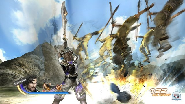 Screenshot - Dynasty Warriors 7: Xtreme Legends (PlayStation3) 2286757