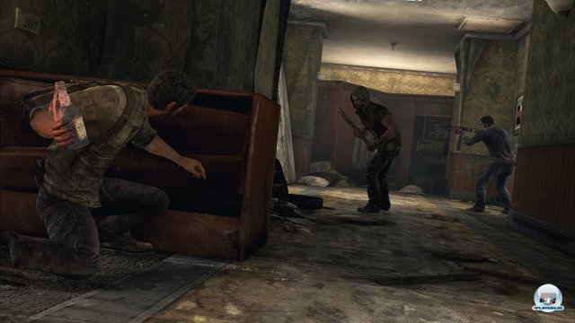 Screenshot - The Last of Us (PlayStation3) 2384407