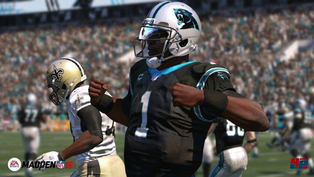 In diesem Jahr dreht die Ignite-Engine auf PS4 und Xbox One auf: Die Kulisse hat einen deutlichen Schritt nach vorn gemacht.