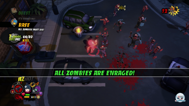 Screenshot - All Zombies Must Die! (PC) 2248227