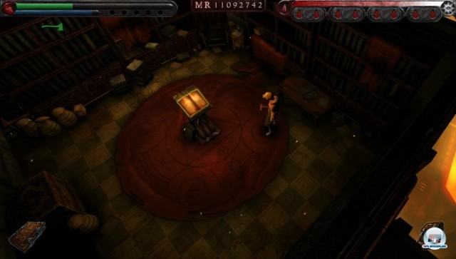 Screenshot - Silent Hill: Book of Memories (PS_Vita) 2249737