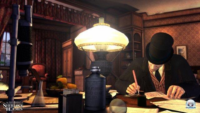 Screenshot - Das Testament des Sherlock Holmes (360)