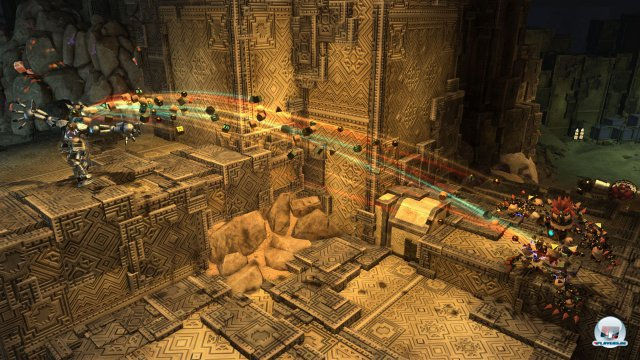 Screenshot - Knack (PlayStation4)