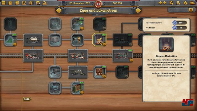Screenshot - Railway Empire (PC) 92559360