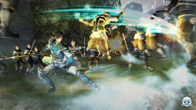 Screenshot - Dynasty Warriors 8 (PlayStation3) 92433722