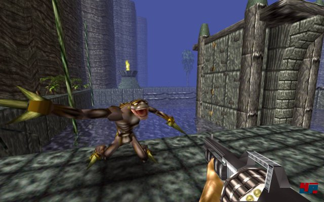Screenshot - Turok: Dinosaur Hunter (PC) 92517519
