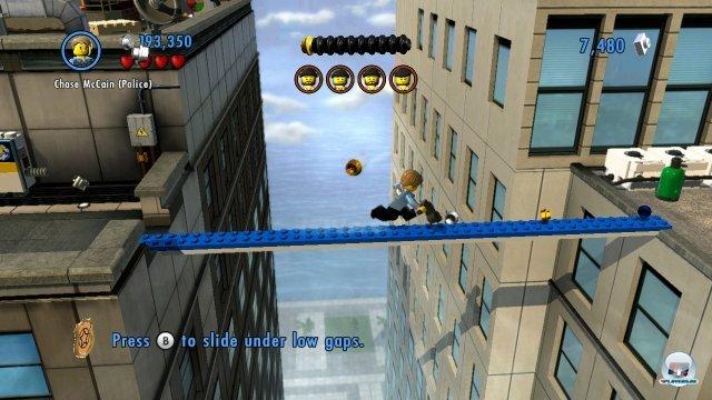 Screenshot - Lego City: Undercover (Wii_U) 92432602
