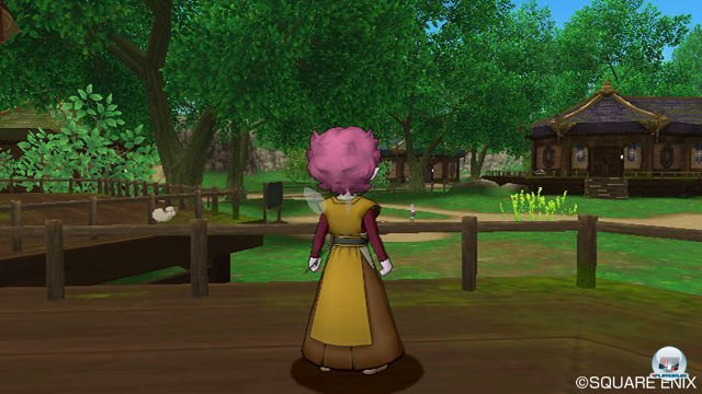 Screenshot - Dragon Quest X Online (Wii) 2277607