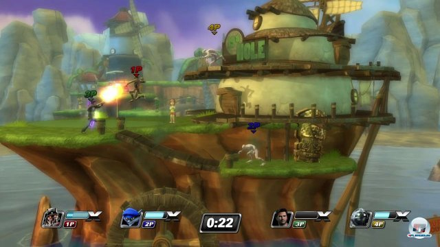 Screenshot - PlayStation All-Stars: Battle Royale (PS_Vita) 2365092