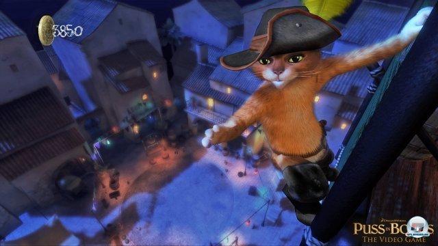 Screenshot - Der gestiefelte Kater - Das Videospiel (360)