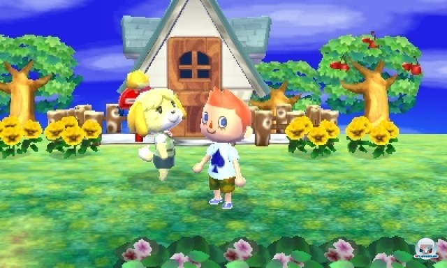 Screenshot - Animal Crossing 3DS (3DS) 2231117