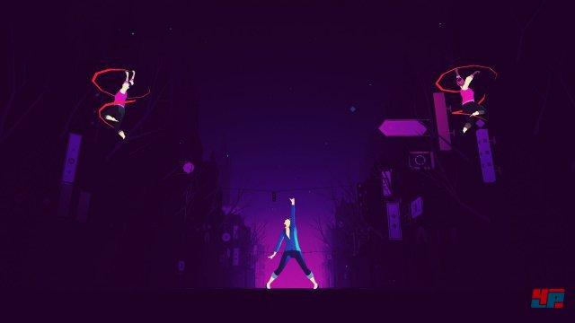 Screenshot - Sayonara Wild Hearts (Switch)